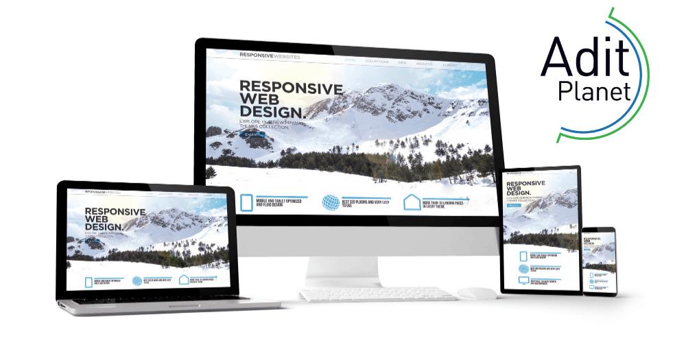 Your Adit Planet Ltd - website